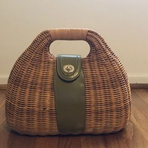 H&M basket bag